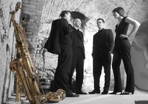 Saxofonquartett Sigma
