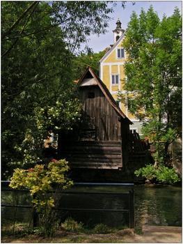 Steyr, Wehrgraben