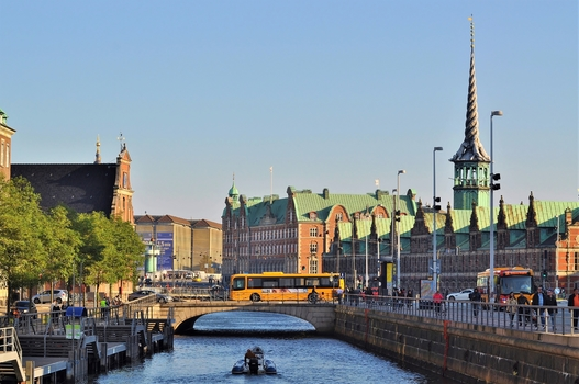 Alte Börse / Kopenhagen