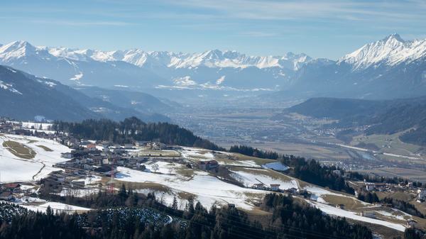 Blick in Inntal