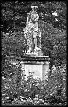 Skulptur Park Schloss Eggenberg