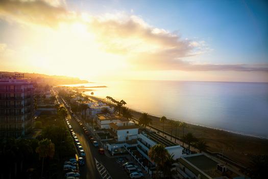 Las Palmas Strand
