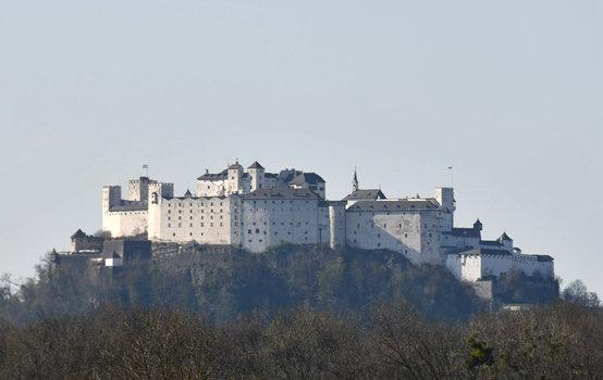 Feste Hohen Salzburg ...