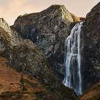 Schleierfall (Hintersee - Nationalpark Hohe Tauern)