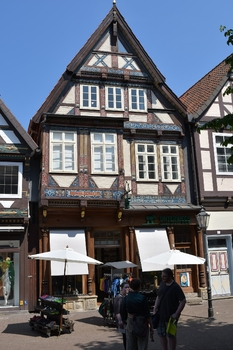 Celle, Fachwerkhaus