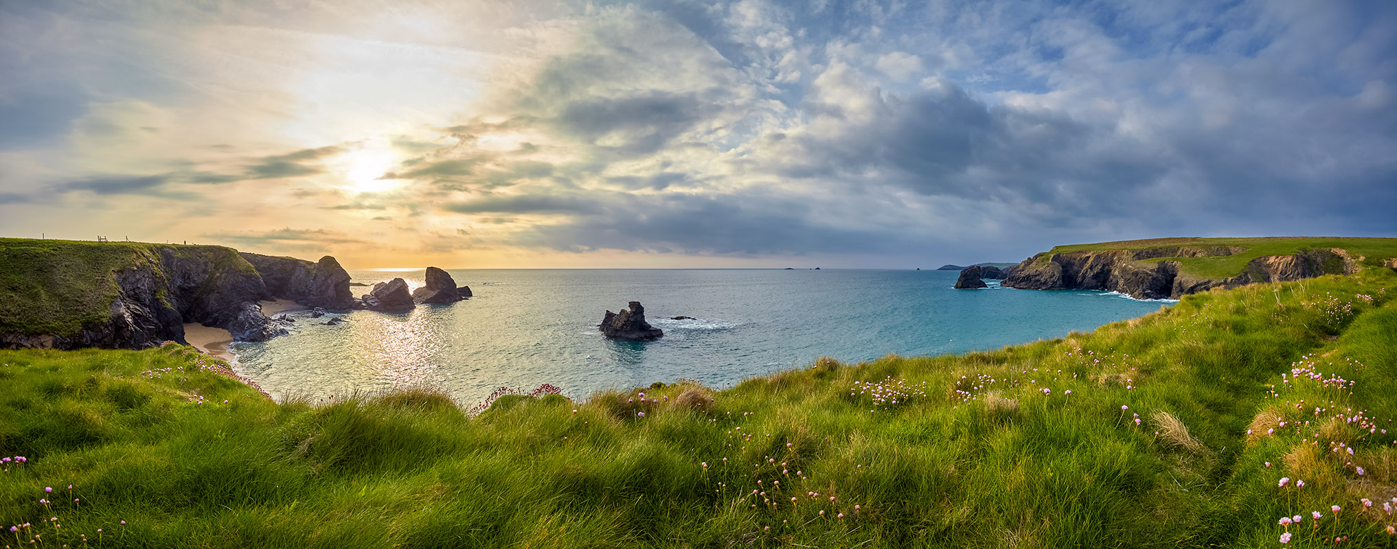 Cornwalls grüne Küste