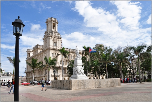 Kuba, La Habana, Parque Central