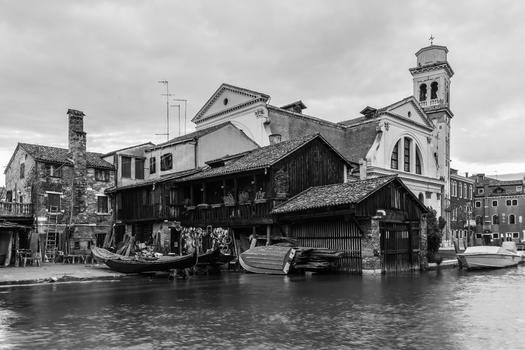 Venedig im November, # 6