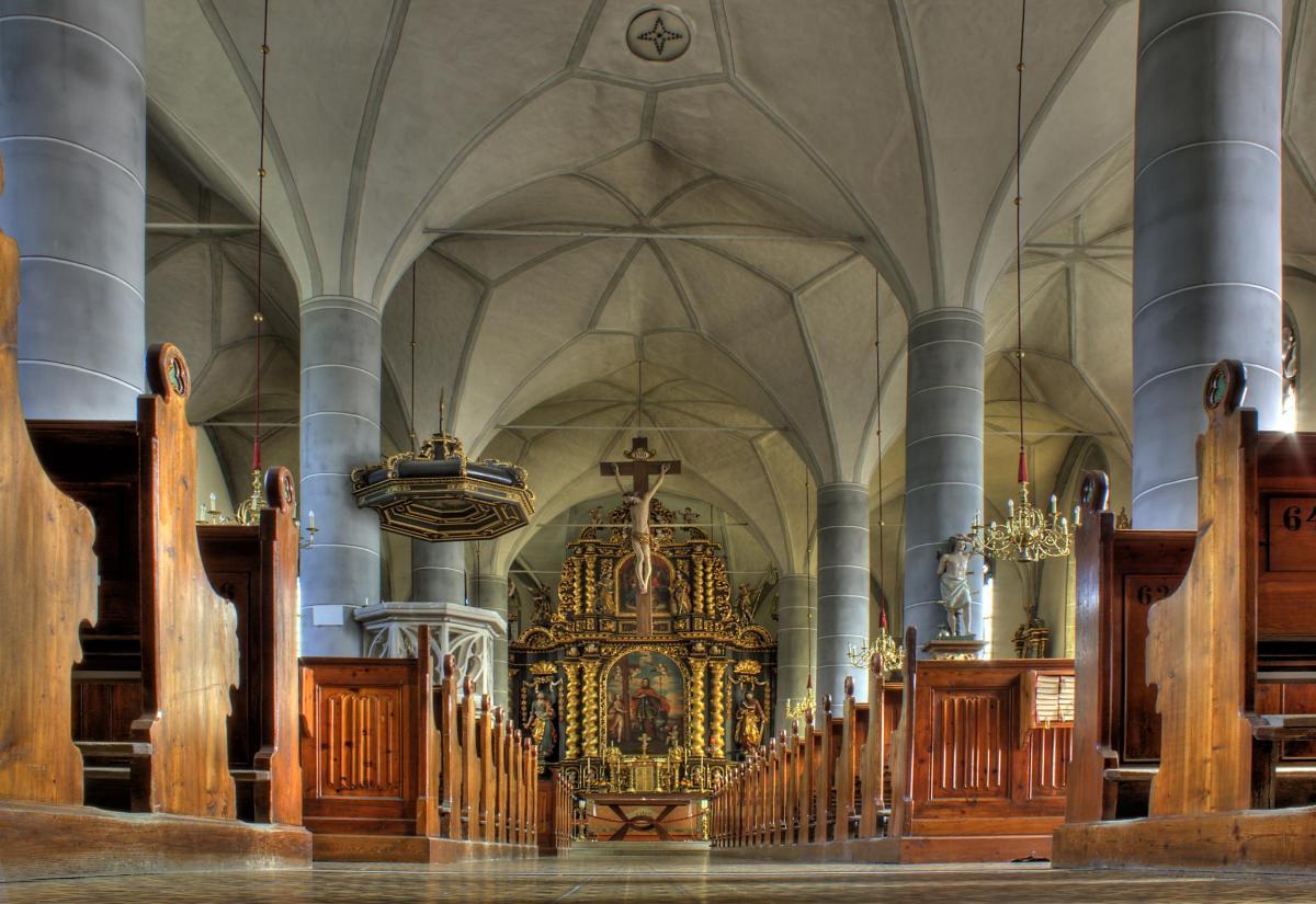 Pfarrkirche Schladming