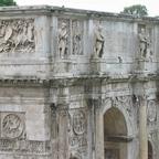 Konstantinsbogen - Rom  (Triumphbogen 2/3)