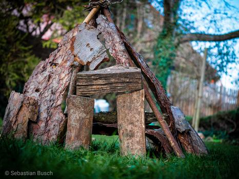 Indiana Jones und der Schatz im Föhrenwald