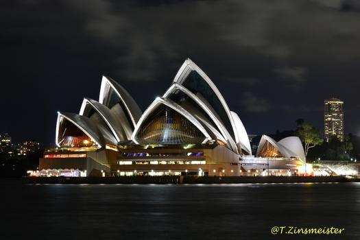 Sydney by Night 2