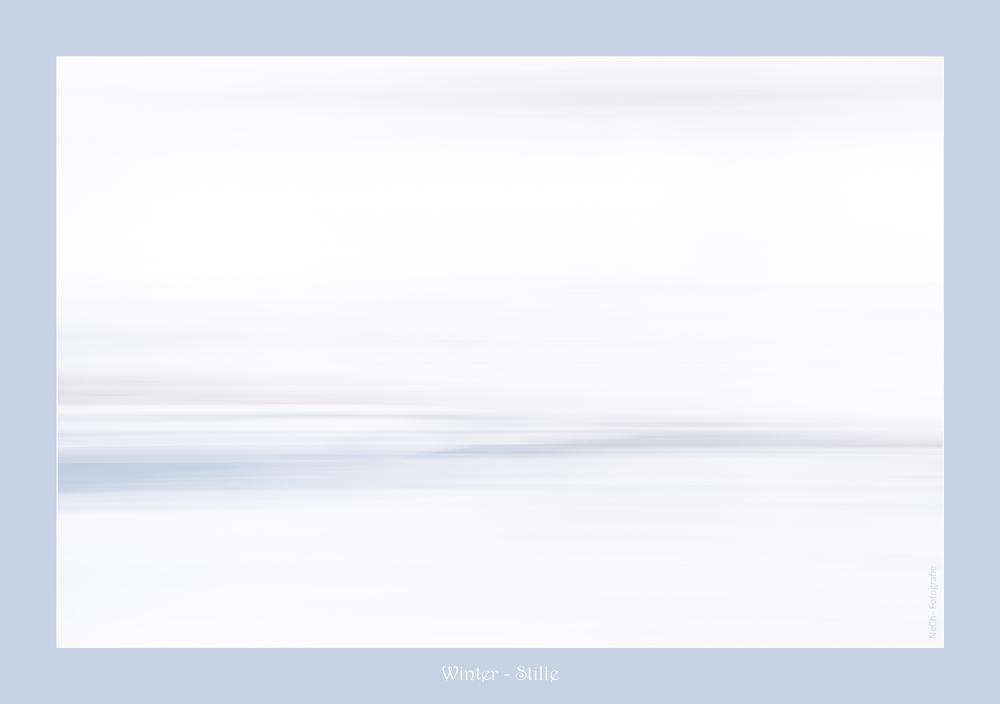 Winter - Stille