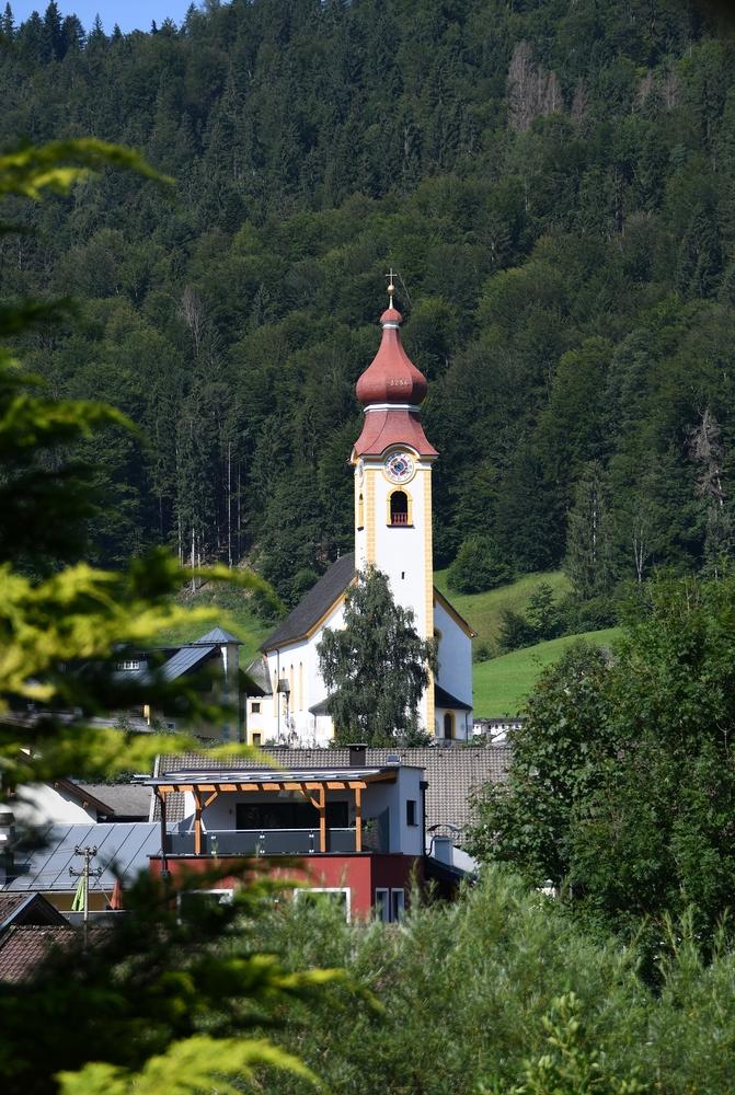 Unken/Pfarrkirche