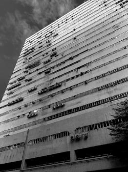 Für Wohnungen Umgebautes Lagerhaus in Hongkong