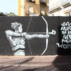 Graffiti in Valencia