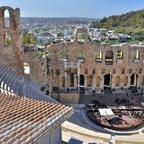 Odeon des Herodes Atticus / Athen