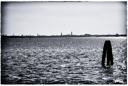 Lagune Venedig