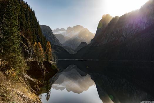 mein Herbstbeitrag - 2995m - Dachstein