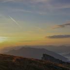 Sonnenaufgang am Schafberg