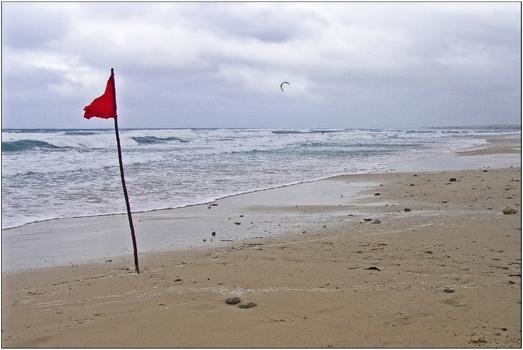 Kuba, stürmisches Wetter