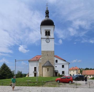 Župnijska cerkev sv. Trojice