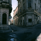 3 STraßenzüge in Havanna
