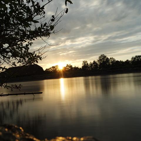 Sonnen Untergang