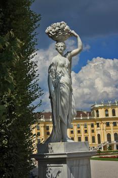 Schönbrunner Schloßgarten-Schönheit