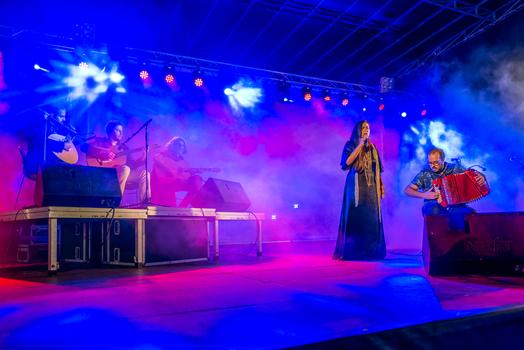 Fado Konzert in Viana do Castelo