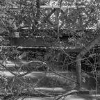 Versteckte Brücke