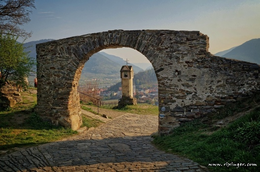 Rotes Tor Spitz