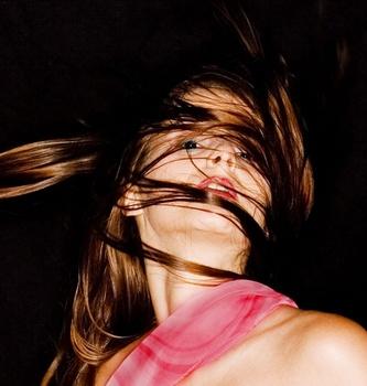 Birgit Z. in motion