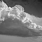 Sich auf Wolken einlassen bedeutet immer langsam werden ...