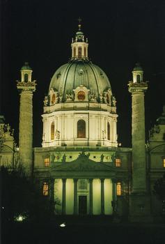 Wien bei Nacht 6