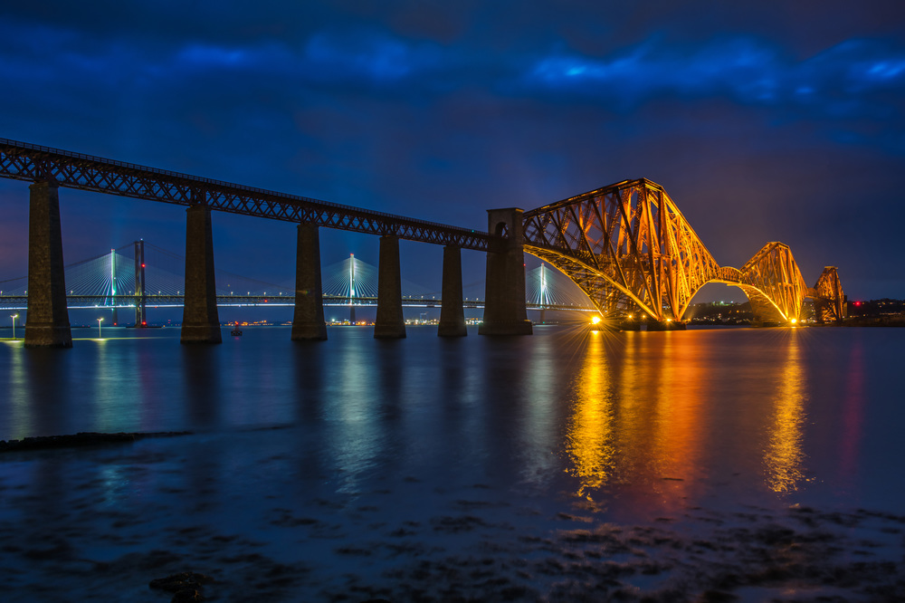 Firth of Forth - Blue Hour