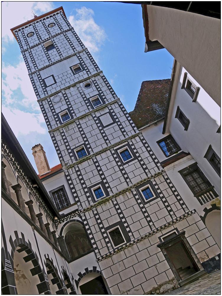 Schallaburg - Turm