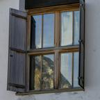 Fenster, Fenster an der Wand...