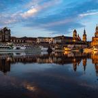 Dresden erwacht ..