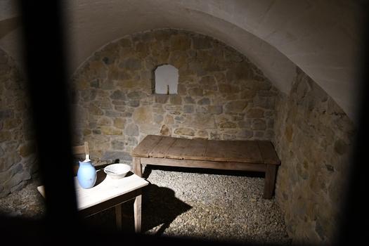 Bauernpeterhaus, Gendarmerieposten, Gefängniszelle (Freilichtmuseum Großgmain)