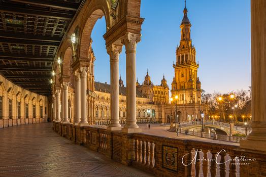 Plaza de España (1), Sevilla