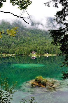 Weißenfelser Seen (Laghi di Fusine), Tarvisio, IT