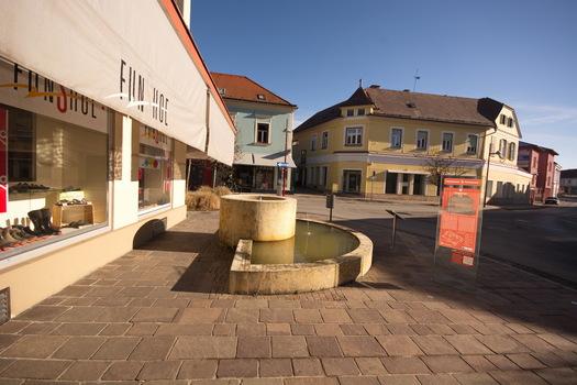 Fürstenfeld Brunnen Ungartor Original