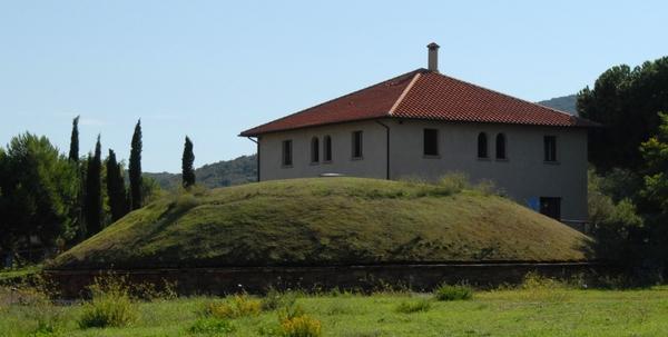 Etruskergrab
