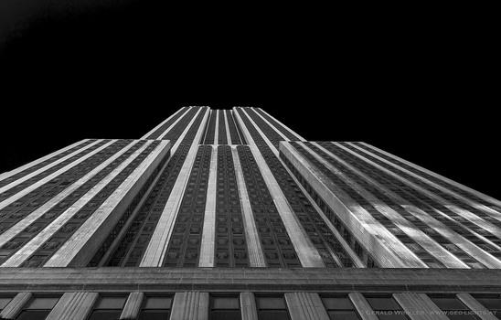 Skyscrapers Hide the Sky