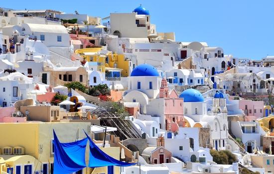 Οία / Thira / Santorini - Griechenland (6)