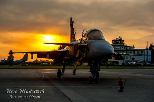Saab JAS 39 Gripen - Airpower 2016