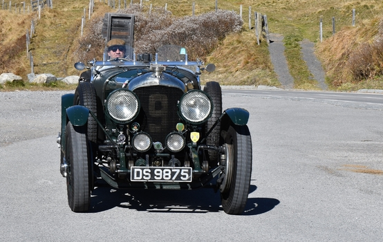 Bentley 4 ½ Litre