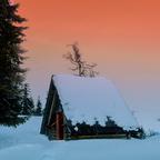 Winter am Gaberl