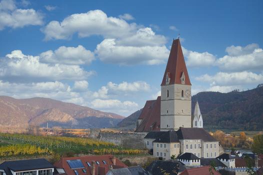 Herbst in Weißenkirchen